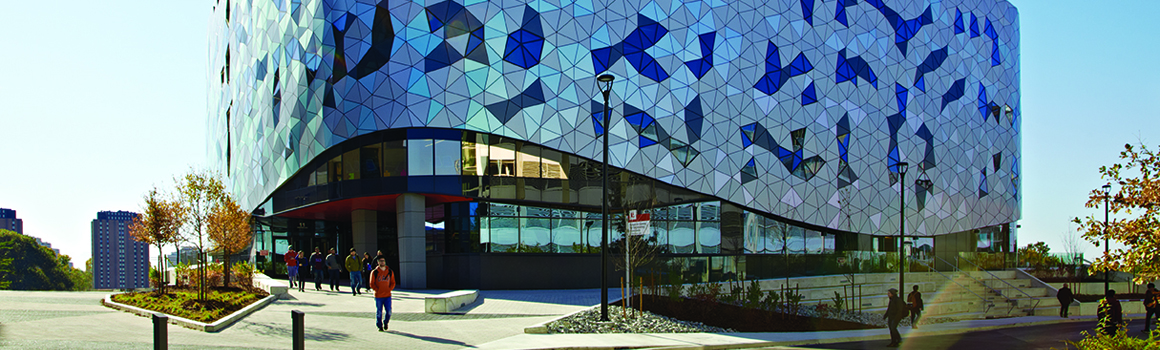 Bergeron Centre for Engineering Excellence